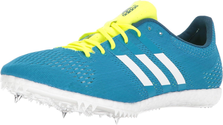 Adidas Performance Men's Adizero Avanti Running shoes, Mystery Petrol White Petrol Night, 7 Medium US