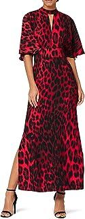 Marca Amazon - TRUTH & FABLE Vestido Mujer Estampado