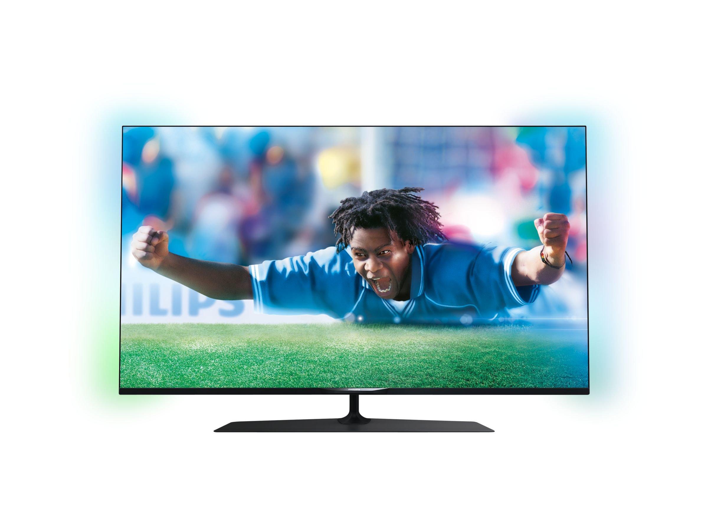 Philips Televisor Smart LED 4K Ultra HD ultraplano 42PUS7809 - Tv ...
