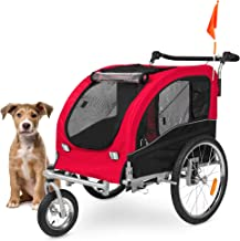 Best dog trailer jogger Reviews