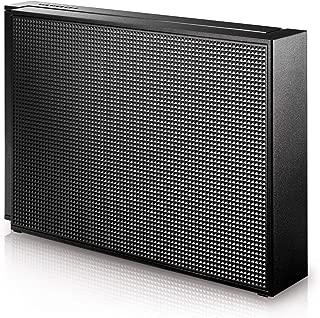 【Amazon.co.jp限定】 I-O DATA 外付けHDD 4TB テレビ録画 USB3.1(Gen1)/USB3.0 故障予測/データ消去アプリ 土日サポート EX-HDAZ-UTL4K