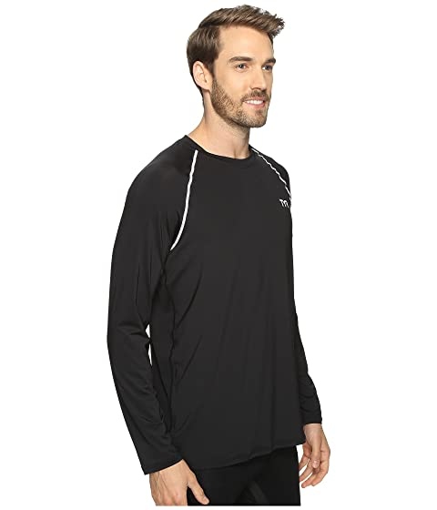 Sleeve TYR TYR Long Rashguard Long q6XTTPFxwR