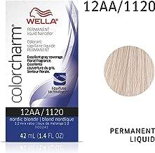 Wella Color Charm Light Blonde Permanent Liquid Hair Color