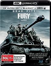 Fury (4K Ultra HD + Blu-ray)