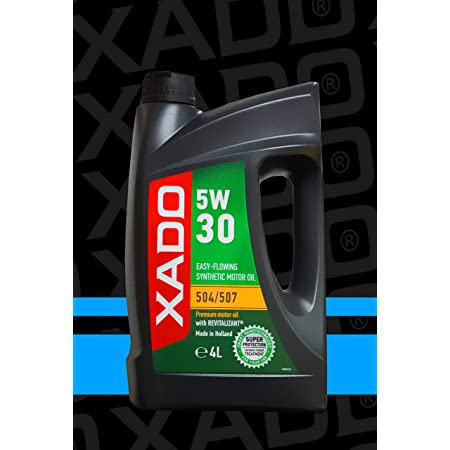 Xado Atomic Oil 5w 30 504 507 Motorenöl Motor Öl 4 L Auto