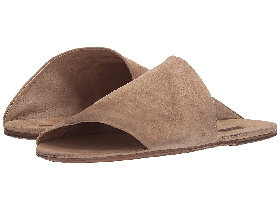 Marsell Wrap Slip-On Sandal (Light Brown) Men