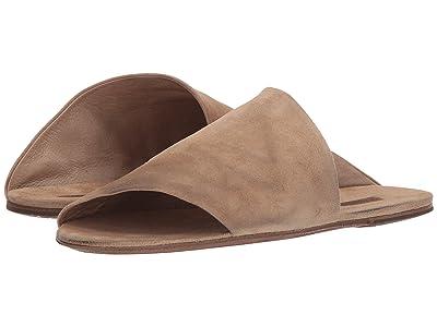 MARNI Wrap Slip-On Sandal (Light Brown) Men