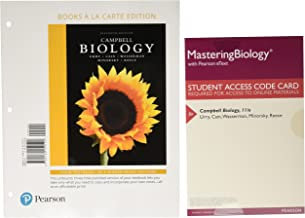 Campbell Biology, Books a la Carte Plus Mastering Biology with Pearson eText -- Access Card Package (11th Edition)