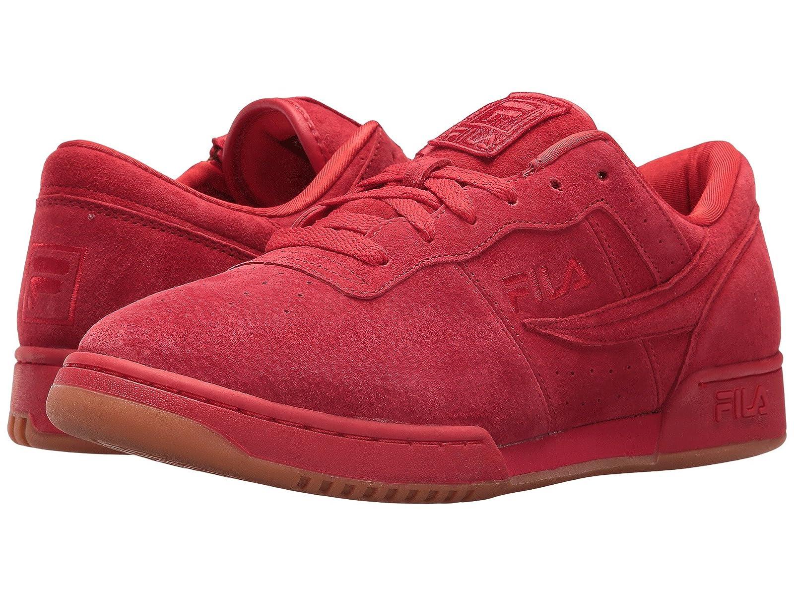Fila Original Fitness ZipperAtmospheric grades have affordable shoes