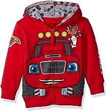 Nickelodeon Boys' Toddler Monster Machines Lets Blaze Hoodie