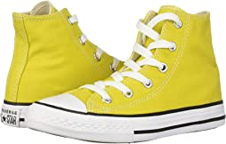9a5e8b1e33e Bold Citron Natural Ivory White. 58. Converse Kids. Chuck Taylor® All Star®  Seasonal - Hi ...