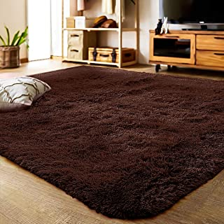Best brown and black area rugs Reviews