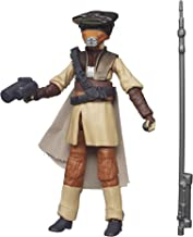 Star Wars, The Black Series, Princess Leia Organa (Boushh) #17 Action Figure, 3.75 Inches