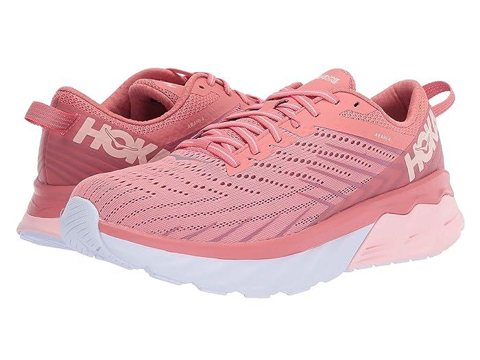 Hoka One One  Arahi 4 (Lantana/Heather Rose) Womens Shoes