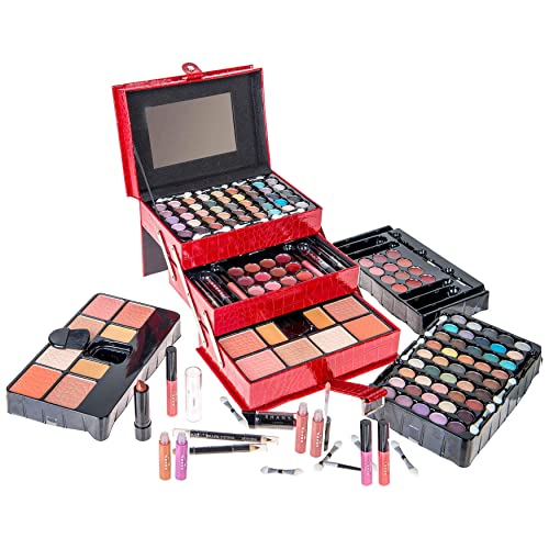 SHANY All In One Makeup Kit (Eyeshadow, Blushes, Powder, Lipstick & More