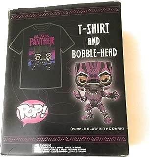 Best pop marvel collectors box black panther pop & t shirt Reviews
