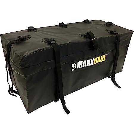"MAXXHAUL 70209 Hitch Mount Water Resistant Cargo Carrier Bag 47"" x 20"" x 20"