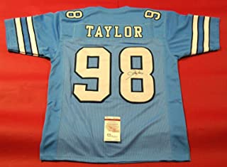lawrence taylor unc jersey