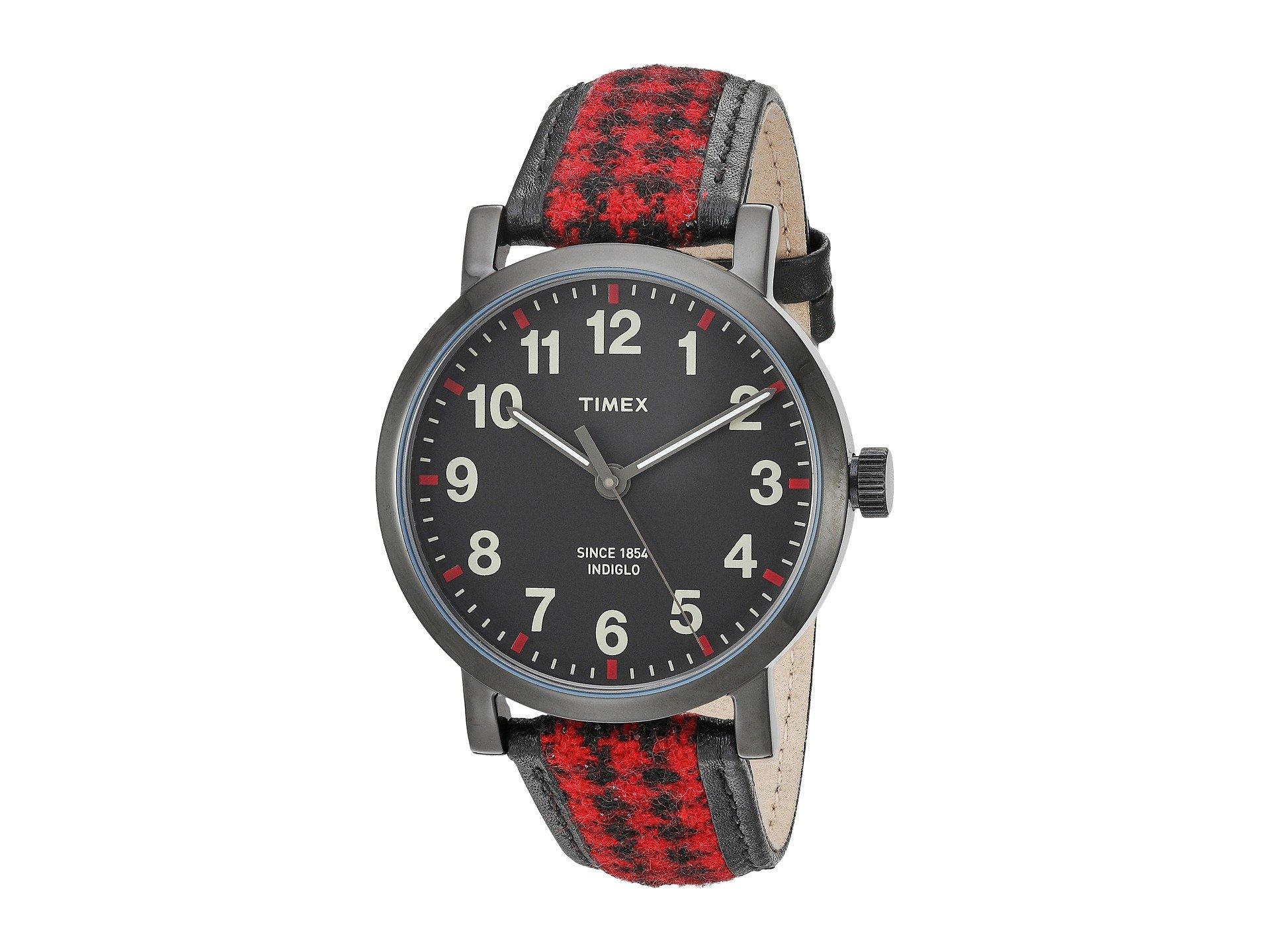 Reloj para Mujer Timex Originals Houndstooth 40mm  + Timex en VeoyCompro.net