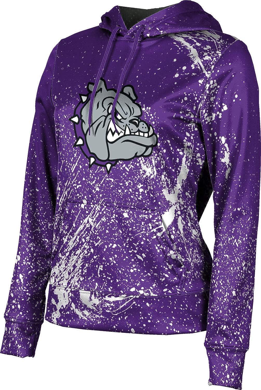 ProSphere Brownsburg High School Girls' Pullover Hoodie, School Spirit Sweatshirt (Splatter)