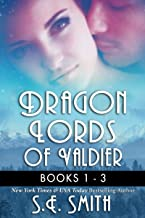 Dragon Lords of Valdier Books 1-3: Science Fiction Romance
