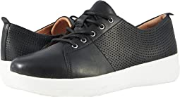 F-Sporty Scoop Cut Perforated Sneakers