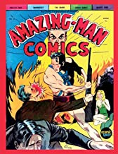 Amazing Man Comics #13