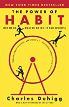 Cover image of The Power of Habit by Charles Duhigg