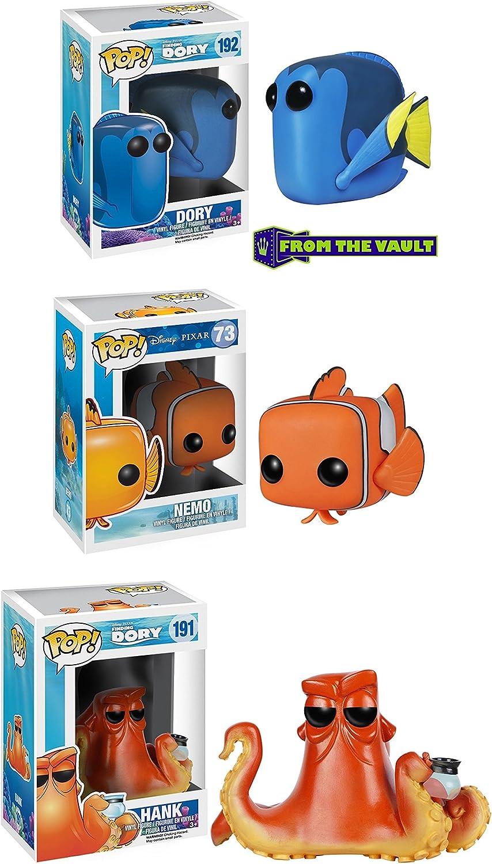 buena reputación Funko Funko Funko Finding Dory  POP  Disney Acción Figura Collectors Set by FunKo  venta al por mayor barato