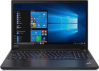 "Lenovo ThinkPad E15 20RD005GUS 15.6"" Notebook - 1920 x 1080 - Core i5 i5-10210U - 8 GB RAM - 1 TB HDD - Black - Windows 10..."