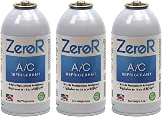 hfc 134a refrigerant replacement