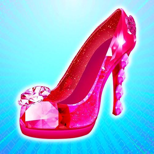 Shoe Designer: Fashion Shoe Maker, Free Dress Up Color by Number