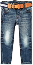 ICONIC Slim Fit Jeans for Boys - Light Blue