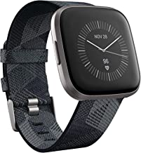 Fitbit Versa 2 Special Edition Health and Fitness Smartwatch with Heart Rate, Music, Alexa Built-in, Sleep and Swim Tracki...