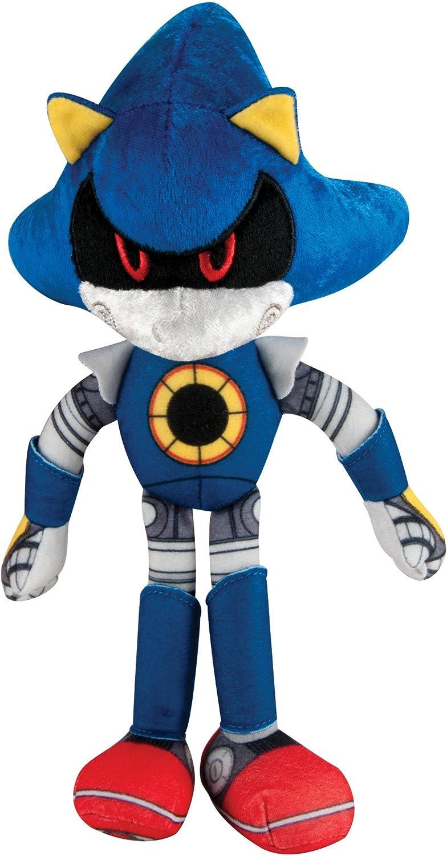 Sonic The Hedgehog Sonic Boom Metal Sonic 8 Plush by Sonic The Hedgehog
