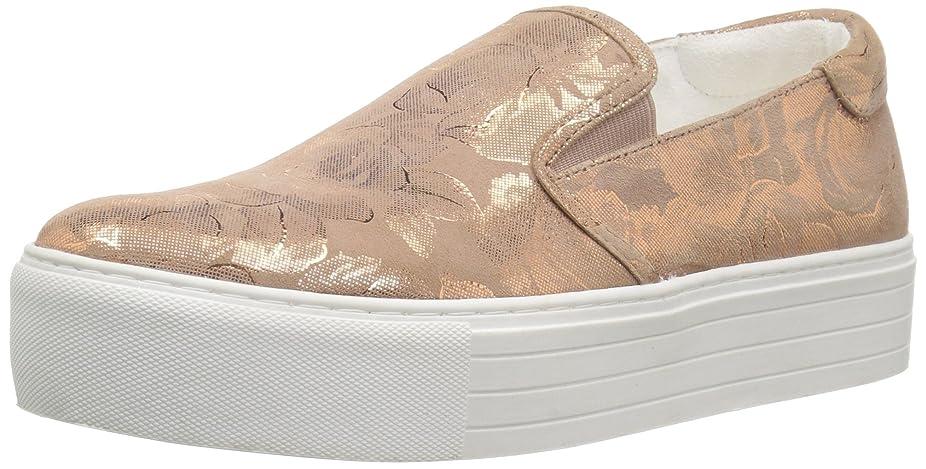自分の平日乳白色Kenneth Cole New York レディース Joanie Platform Slip On Sneaker Techni-cole 37.5 Lining