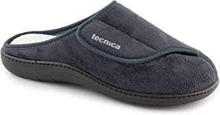 Tecnica 6 - Pantofole Ortopediche Made in Italy con Sottopiede Estraibile