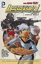 Legion of Super-Heroes Vol. 1: Hostile World (The New 52)