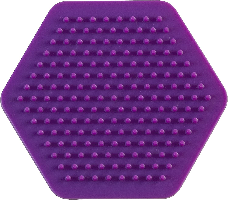 Soldering Perler Financial sales sale Beads Pegboard Hexagon