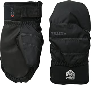 Ski Mittens for Kids: Youth All Mountain Waterproof C-Zone Primaloft Winter Cold Weather Glove