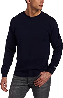 Men's Basic Cotton Long Sleeve T-Shirt