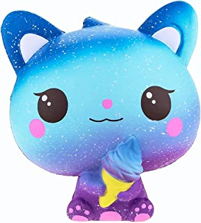 galaxy squishy cat