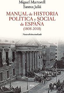 Manual de Historia Política y Social de España (1808-2011