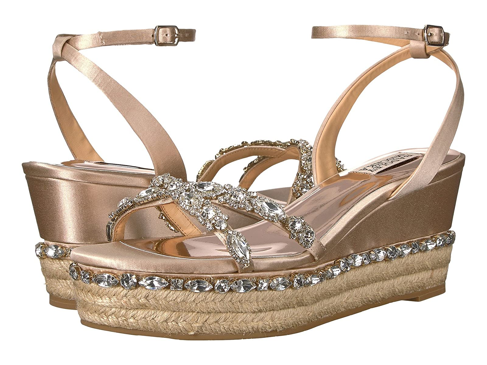 Badgley Mischka SilvieCheap and distinctive eye-catching shoes