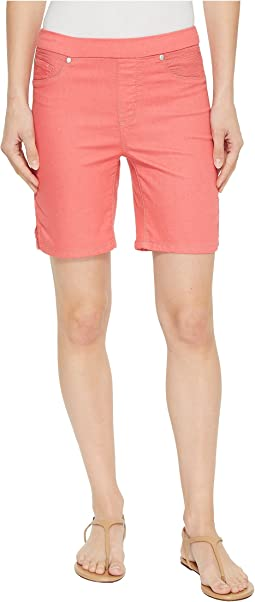 "Pull-On 7"" Dream Jean Shorts in Rose Glow"