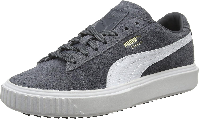 PUMA Unisex Adults' Breaker Low-Top Sneakers