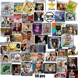 Meme Stickers 50PCS
