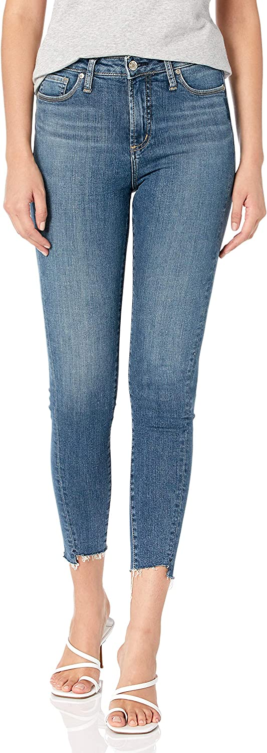 Silver Jeans Co. SEAL limited product Women's High Rise Note Skinny Bombing new work