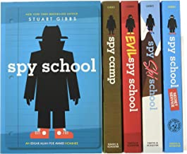 Spy School Top Secret Collection: Spy School; Spy Camp; Evil Spy School; Spy Ski School; Spy School Secret Service