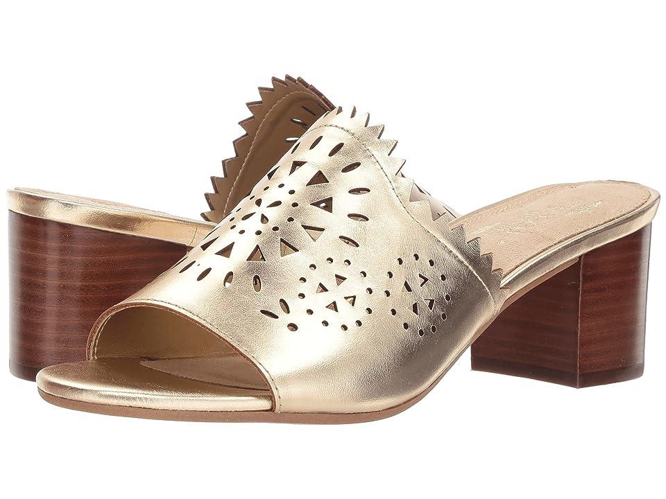Aerosoles Midsummer (Gold Leather) Women